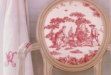 Toujours Le Toile / Toile in all its patterned glory