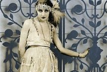 Flappers / The Roaring Twenties - only a decade but what style!