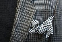 Man about Town / Well dressed, dashing and handsome!