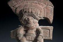 Figurillas teotihuacanas
