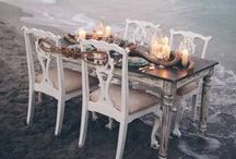 Tempting Tables & Picnics / If only every dining experience could be like this!