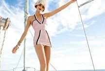 Swimwear & Beach Fashion / Beach bathing in style