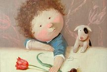Cute & Colourful Illustrations for Children /  To warm your heart, cheer your soul and make you smile