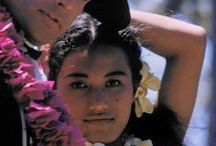 Mutiny on the Bounty (the movie, 1982) / Marlon Brandon, Bounty, Tahiti, Bora Bora