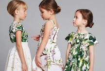 Baby...take a bow... / Children's fashion that is simply adorable