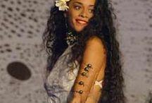 Perle negre tahitiene