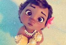 Vaiana - Moana - Polynesian Disney Princess