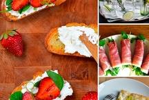 Favorite Recipes / by Racena Thomas