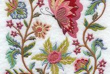 Bordados/Embroidery / by Lara Estima