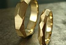 Unusual wedding rings / Unusual or alternative wedding rings for everyone who want to have something special.
