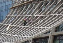 oem ingegneria Steel Costruction / Le costruzioni in acciaio che hanno realizzato la rivoluzione industriale, nella loro essenza  mantengono intatta la poetica di chi le ha pensate
