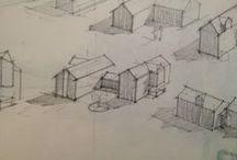 oem ingegneria Studio Volumetrico per case di campagna / Rivedere le volumetrie degli edifici tipici del basso Piemonte alla luce delle nuove esigenze statiche e termiche attuali