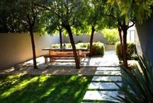 {Home} courtyard