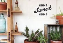 Making a House a Home / DIY Projects, Home Improvement, Decorating Ideas, and More!