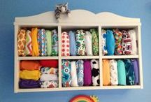 My nappy stash / Pictures of cloth nappy collections from our social media friends!