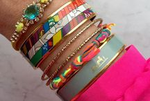 Arm candy / Fashion and Armcandy