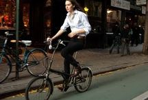 On the Road / The upsurge in bike commuting has created a whole new industry of commuter-friendly garments and accessories.