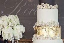 Wedding Cake Ideas / Eat cake & be mArry. Who can resist cake art?????