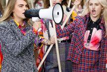 FEMINISTE MAIS FEMININE / Powerful and inspirational women