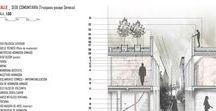 Proyecto fin de carrera Arquitectura / Proyecto de título - Carrera de Arquitectura - Universidad Diego Portales.  Tema_ Infraestructura Patrimonial en las Quebradas de Valparaíso. Caso_ Rehabilitación del Ascensor Florida y su entorno como espacio público.