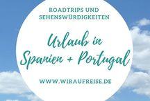 Urlaub in Spanien und Portugal / Reiseberichte, Inspirationen, Essen, Restaurantempfehlungen. schöne Strände, tolle Sehenswürdigkeiten. Sammlung für unseren nächsten Urlaub.