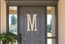 Home Sweet Home / by Madison Headman