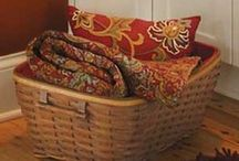 Favorite Baskets  / So many uses for baskets!  / by Paula Pinto