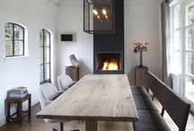 dining spaces. / by chelsea campbell