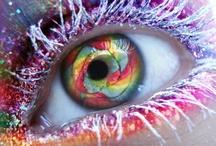 eyes / Beauty is in the Eye of the Beholder