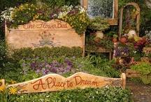 Garden / Life Began in a Garden