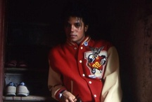 MJ / Pictures that capture the essence of Michael Jackson.   / by Chris Dancy