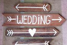 Wedding inspiration / Wedding inspiration board. I love diy weddings using lots of colours and alternative styles.