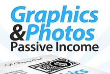 What's new? / http://graphicspassiveincome.com/ / by Rich Louwrens