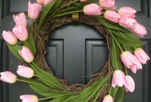 Spring seasonal ideas, parties / by Diane