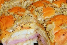 Favorite Recipes lunch sandwiches