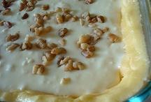 Favorite Recipes Desserts