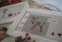 Cross stitch ideas / free patterns and ideas