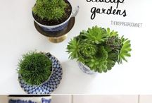 Small touches / Misc. decorating ideas. / by michelle Hancock