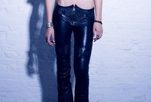 leather / by Jill Tomandl