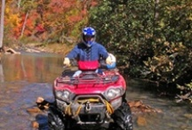 ATV's / by GOKO - Get Outdoors Knowledge Outfitting