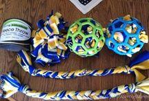 DIY Dog Crafts / by Denise Michelle