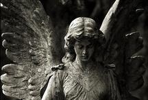 Divine Cemetery Angels
