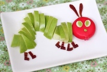 Very Hungry Caterpillar / by Rachel Sampson