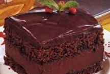 decadent chocolate / by Diane