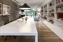 INTERIOR / OFFICES / by Arnaud Brunet