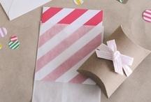 Pretty Packaging / by Brandi - Tweedle Dee Designs