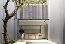 BGA / PROJ_LAG_001 / projet maison 7 cour de l'abbaye / by Arnaud Brunet