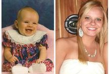 20 Years of BJC Babies / Photos of babies born at BJC HealthCare hospitals over the past 20 years or more. See how some of have grown! / by BJC HealthCare