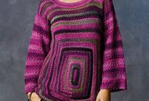 A Stitch In Time - Crocheting / by Linda Deweese-Brown