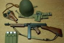 Guns & Gear / My hubbys gun and guy stuff / by Nohemi Rea